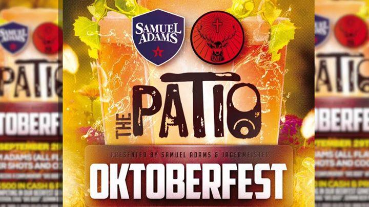 Oktoberfest at The Patio!