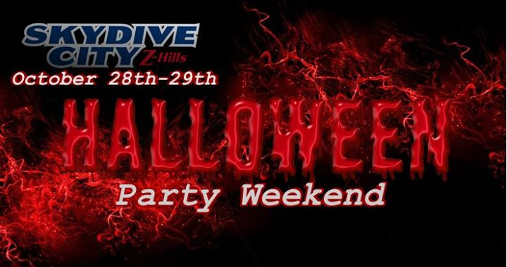 Skydive City Halloween Party 2017