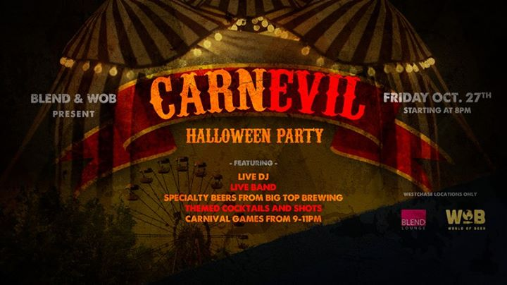 CarnEvil Halloween Party