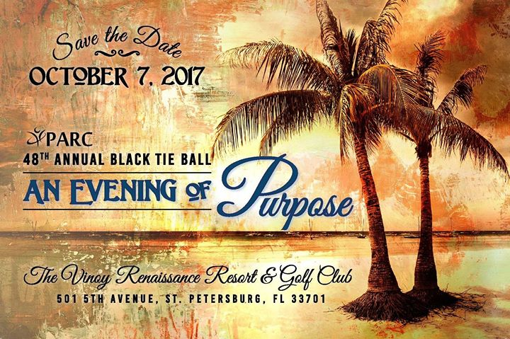 PARC's 48th Annual Black Tie Ball: An Evening of Purpose