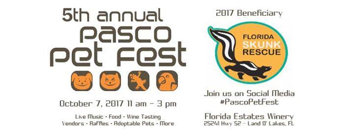Pasco Pet Fest - 2017