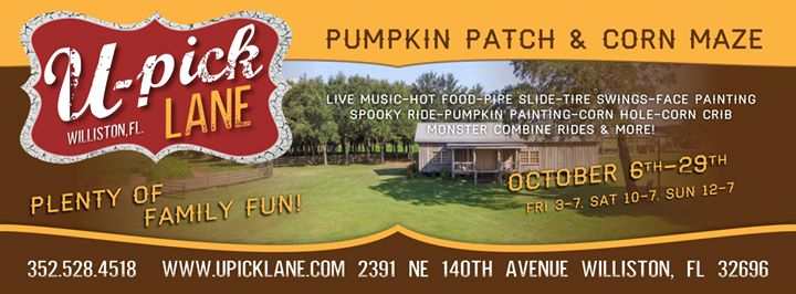2017 Fall Festival at U-pick Lane