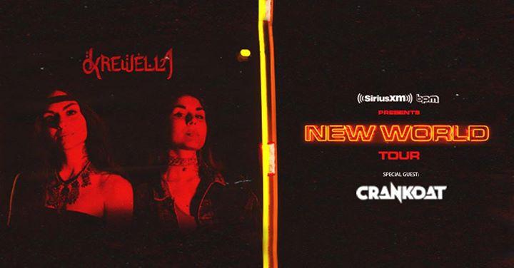 Krewella New World Tour at Venue 578 - Orlando (18+)