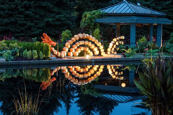 Glow at the Gardens