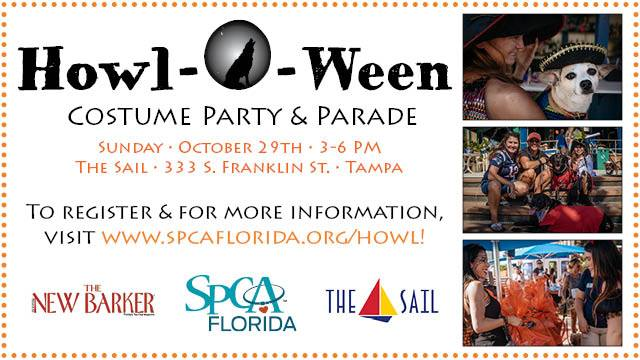 Howl-O-Ween Costume Party & Parade