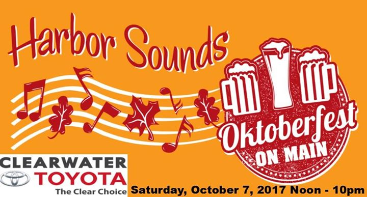 Harbor Sounds Oktoberfest on Main