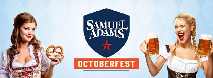 Sam Adams Octoberfest 2017