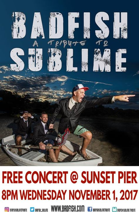 Badfish a Tribute to Sublime - Free Concert