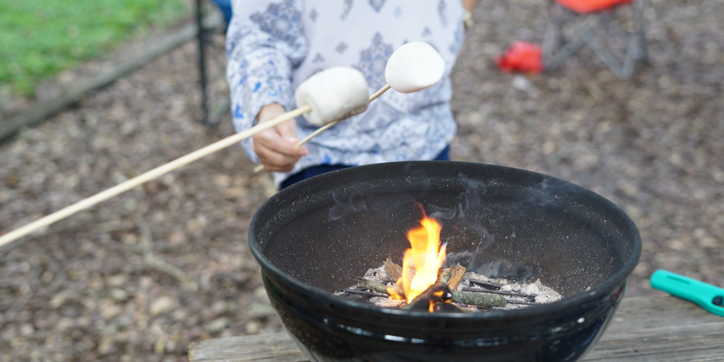 Intro to Camping Class at Fred Ball Park