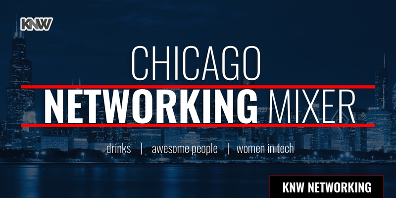 Chicago Networking Mixer at High Line Bar + Lounge