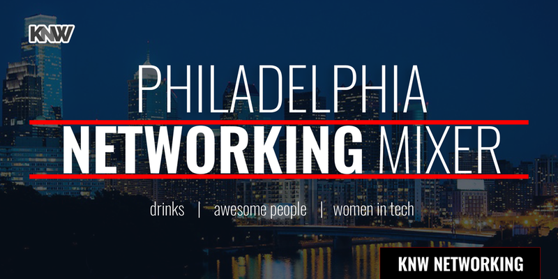 Philadelphia Networking Mixer at The Franklin Bar