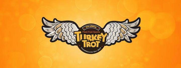 11th Annual Thanksgiving Day Turkey Trot 5K Fun Run