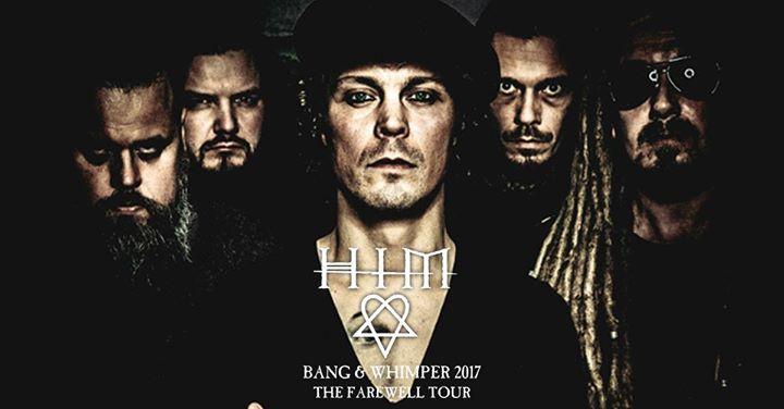 HIM - Bang & Whimper 2017 - The Farewell Tour