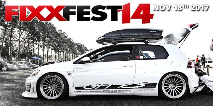 FixxFest #14 - Saturday, November 18th, 2017 - Official