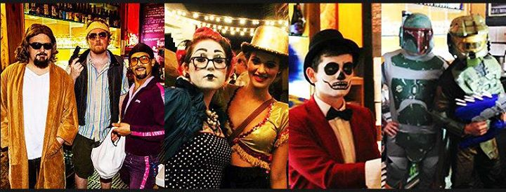 Independent Bar Tampa Annual Halloween Bash & Costume Contest