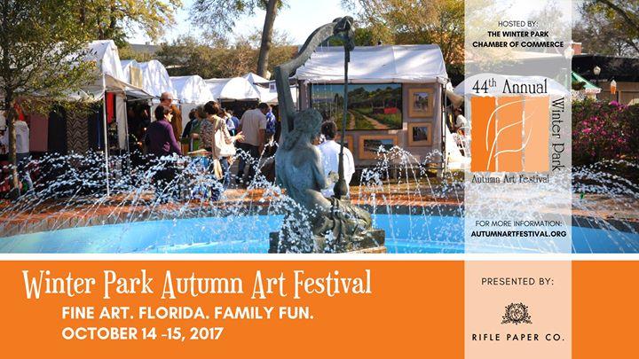 44th Annual Autumn Art Festival