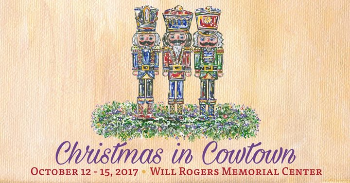 2017 Christmas in Cowtown