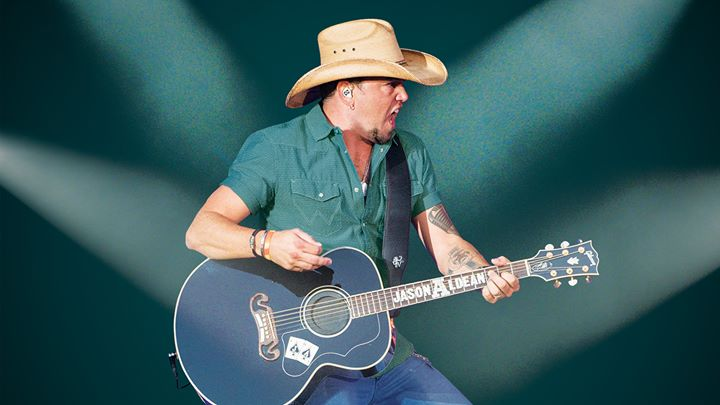 Jason Aldean: They Don't Know Tour 2017