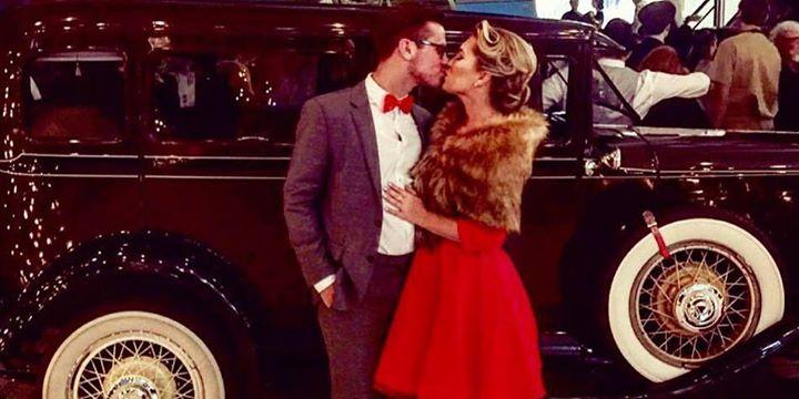 8th Annual 1940's White Christmas Ball