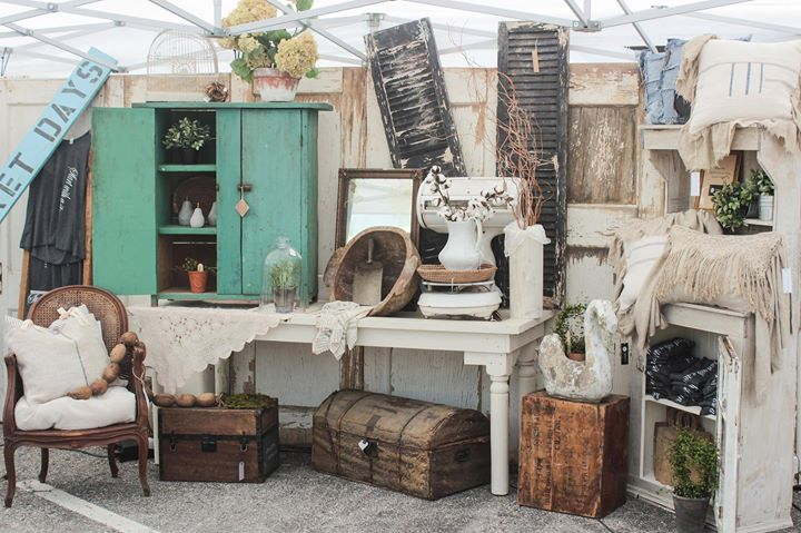 Vintage Market Days NW Arkansas Area - Fall Event