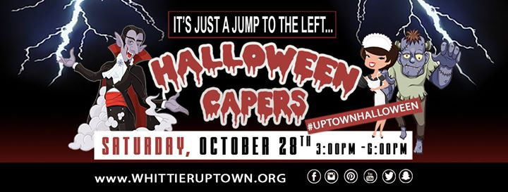 Halloween Capers - Free Family Event