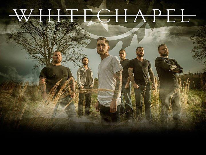 Whitechapel, Carnifex, Rings Of Saturn, Entheos & More - Miami