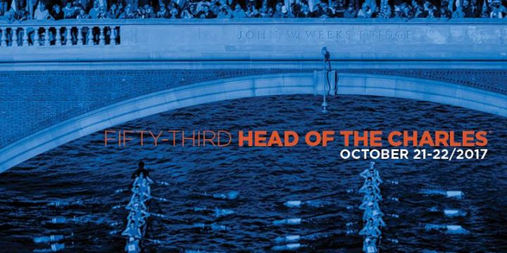 2017 Head Of The Charles Regatta
