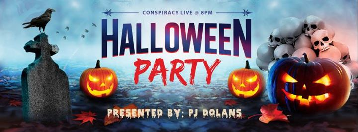 Halloween 2017 at PJ Dolan's