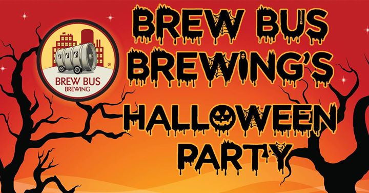 Brew Bus Brewing's Halloween Party