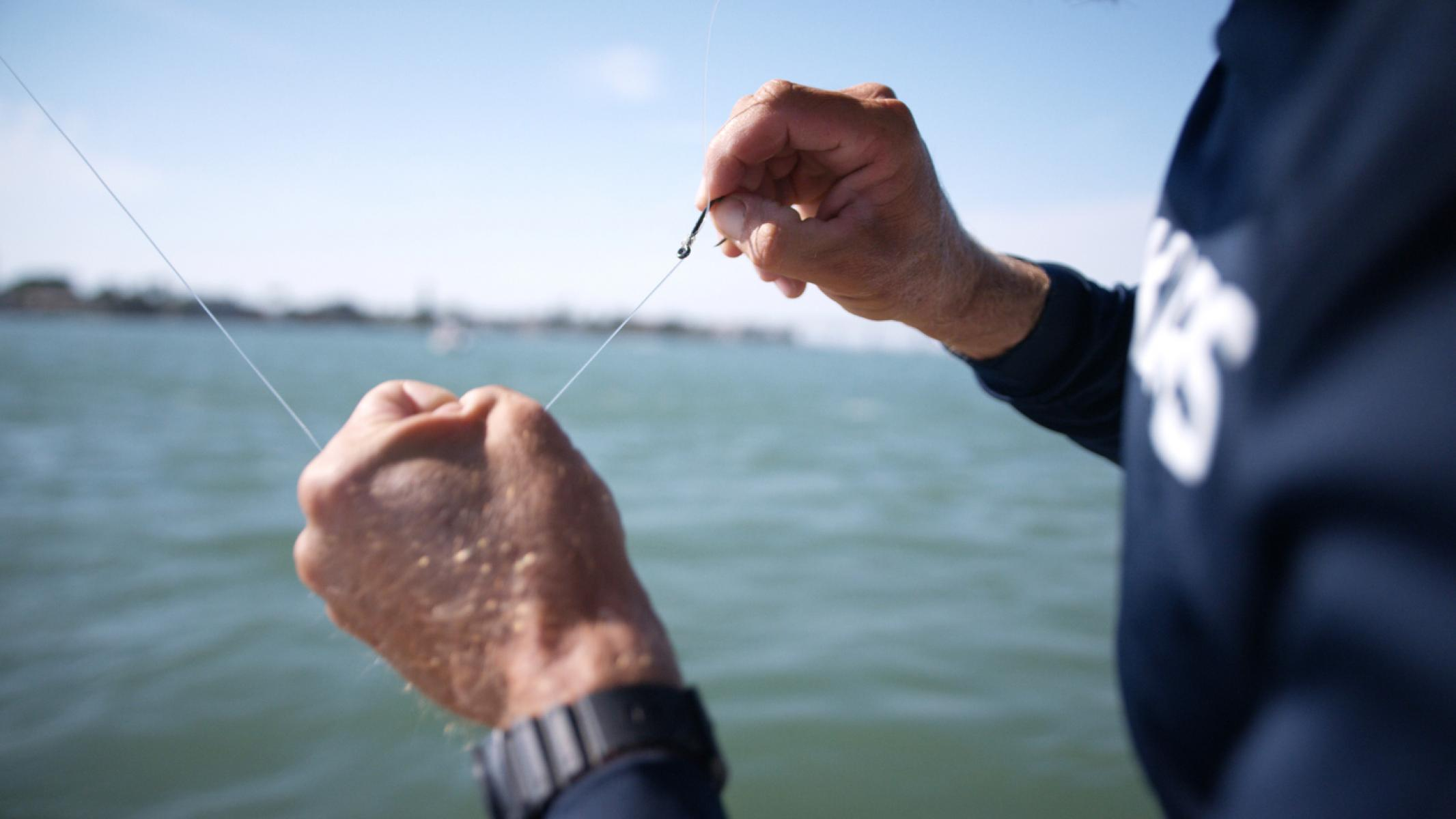 Intro to Fishing: How to Bait, Cast, Reel and Land a Fish!