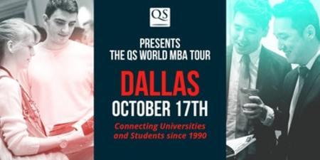 Dallas MBA Fair - Meet Top US & International Business Schools