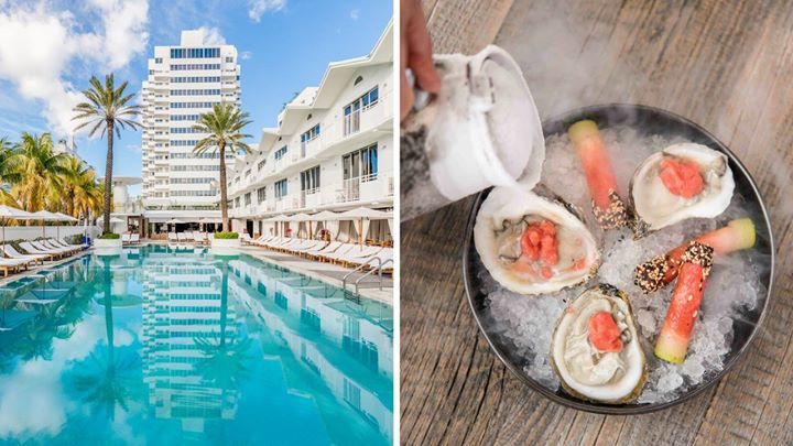 Crabs, Slabs and Cabs at South Beach Seafood Week