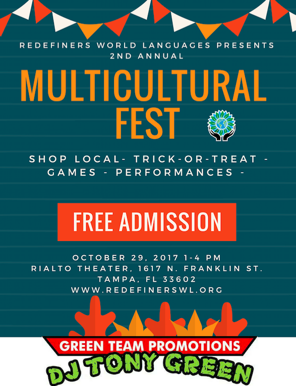 2nd Annual Multicultural Fest