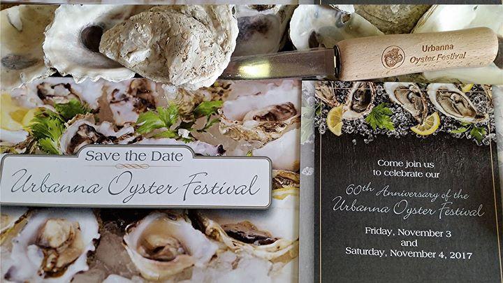 Urbanna Oyster Festival - 60th Anniversary