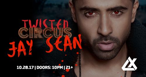 Twisted Circus feat. Jay Sean at Kabana Rooftop