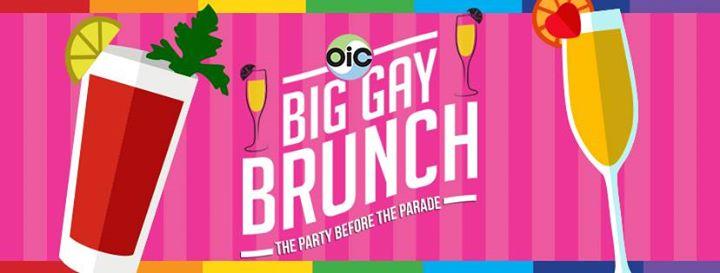 OIC Big Gay Brunch 2017