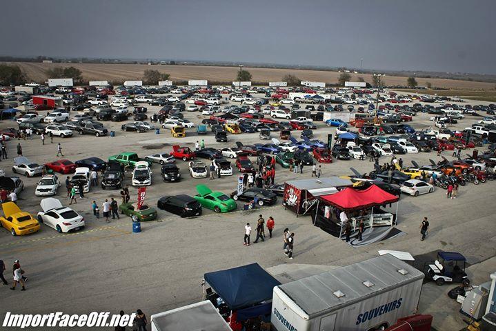 M&H Tires Import Face-Off San Antonio, TX 12/10/17