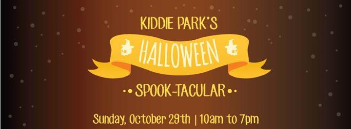 Kiddie Park Halloween Spook-Tacular!