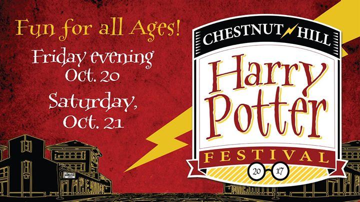 Chestnut Hill Harry Potter Festival