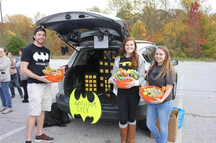 4th Annual Trunk or Treat *SOLD OUT*