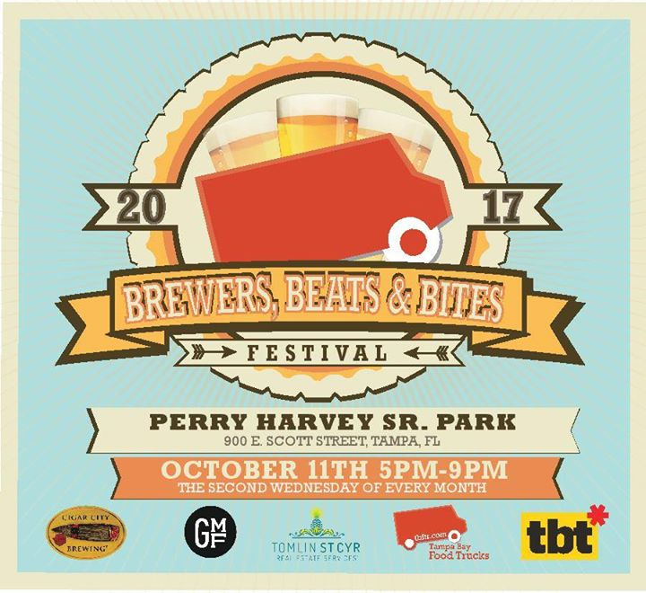 Brewers, Beats and Bites Food Truck Rally feat Tribal Style