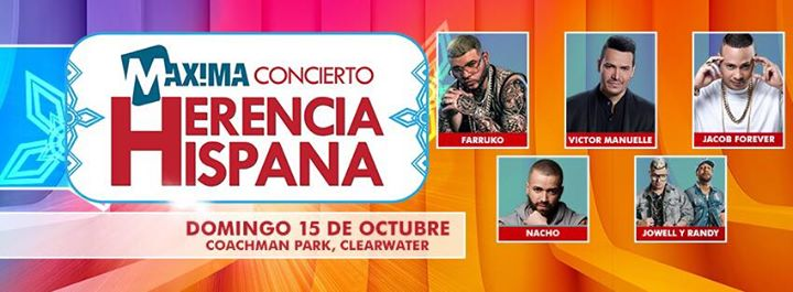 Hispanic Heritage Festival and Concert 2017