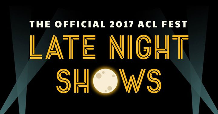 Car Seat Headrest: Official 2017 ACL Fest Late Night Show