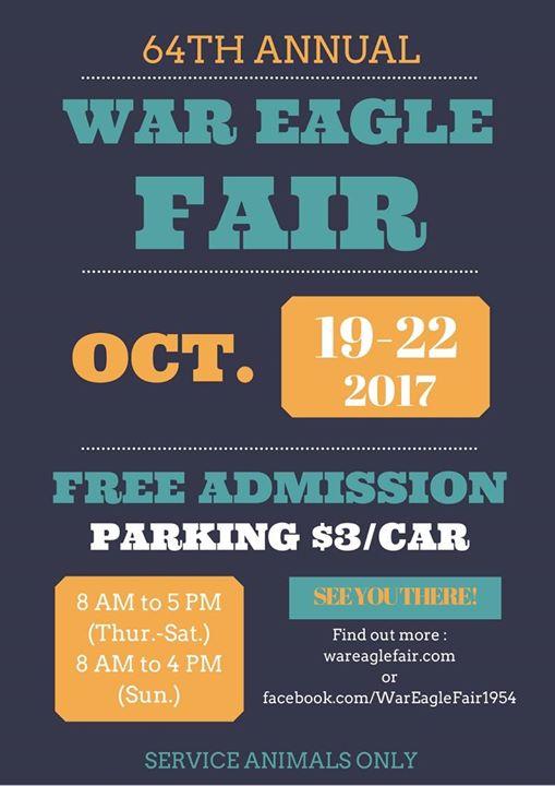 64th War Eagle Fair