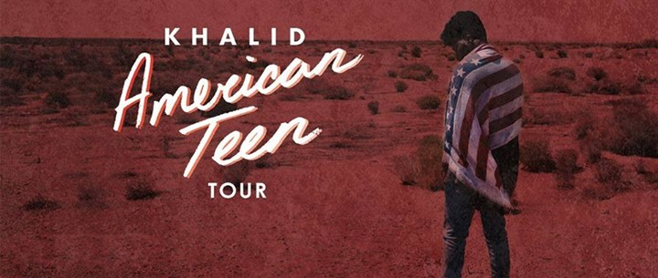 Khalid   Now Outdoors
