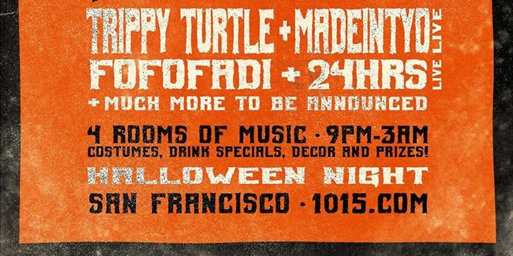 The Mad Hatter's Ball feat Trippy Turtle MadeInTYO 24hrs