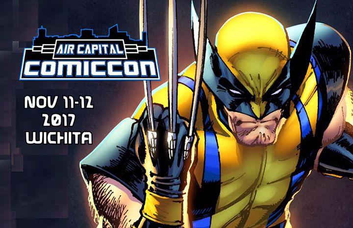 Air Capital Comic Con 2017