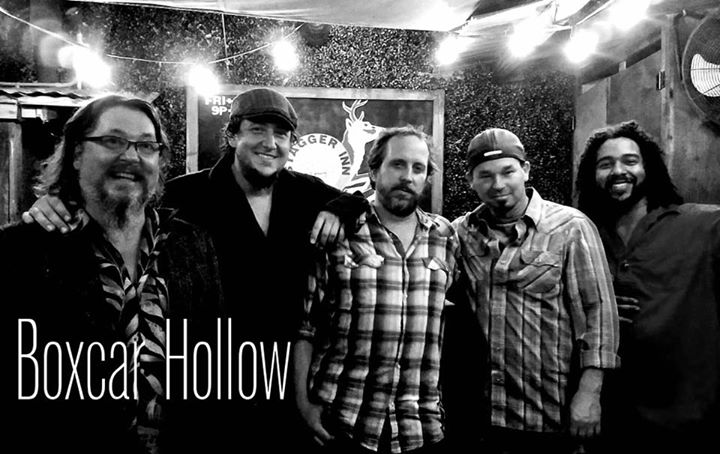 Live Music Saturday 8-11 by Boxcar Hollow