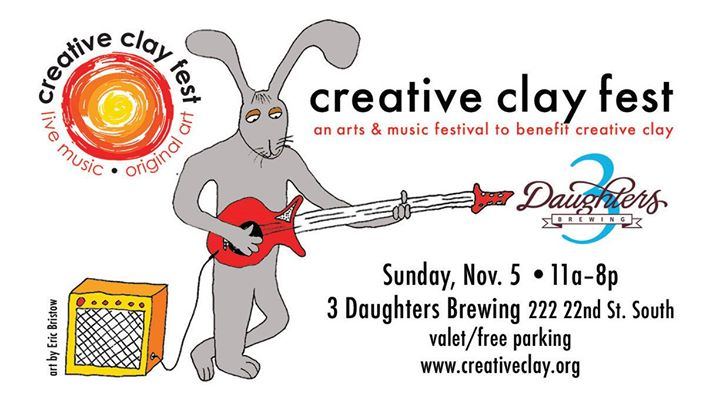 Creative Clay Fest