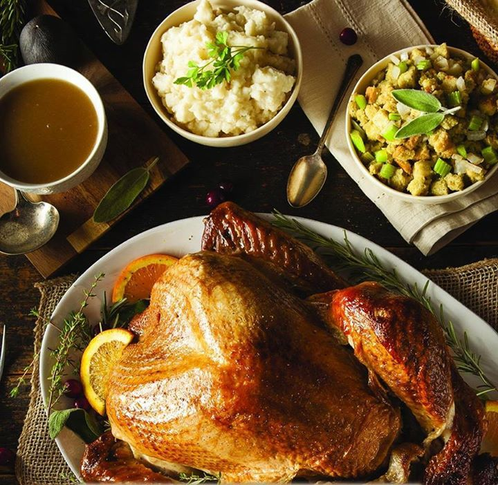 Thanksgiving Day Grand Feast